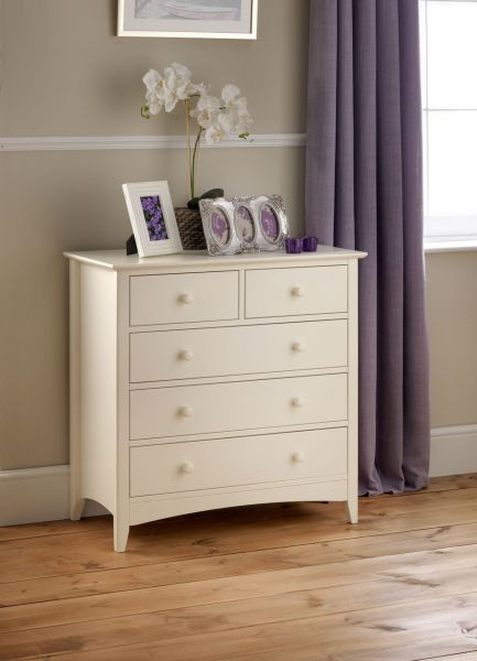 Julian Bowen Cameo 3+2 Drawer Storage Chest