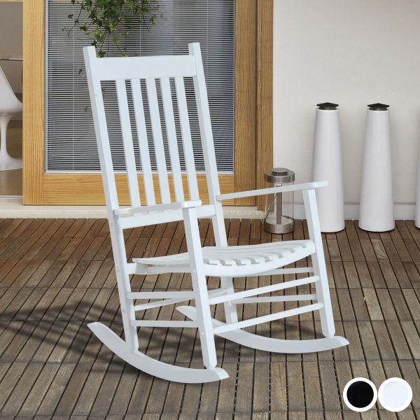Outsunny Porch Rocking Chair - 2 Colours