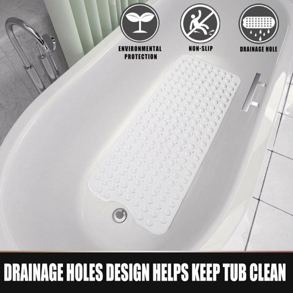 Non Slip Shower Mat For Bathtub
