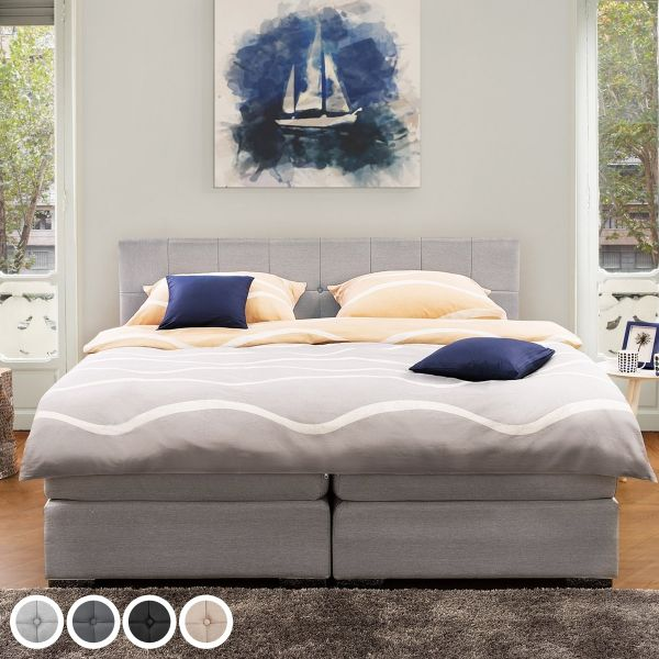 Adiral Frabic Divan Bed - 5 Colours
