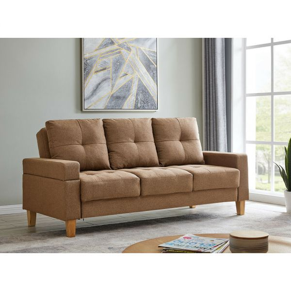 3 Seater Sofa Bed - 3 Colours