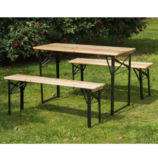 Stylish Outdoor Portable Folding Garden Benches