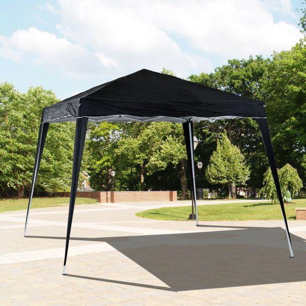 Marquee Gazebo Party Tent 300cm - Black