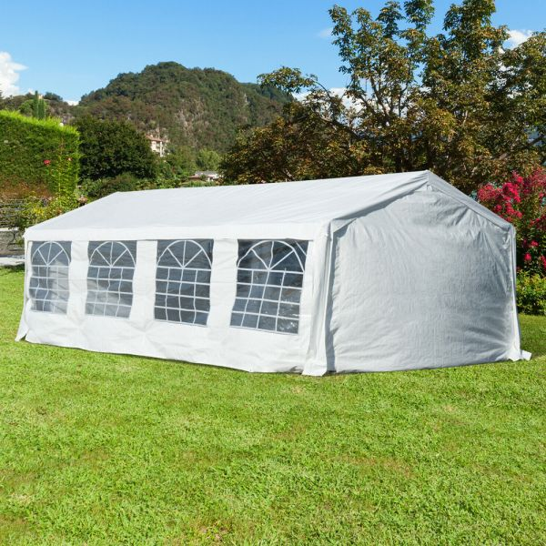 Marquee Party Tent White - 8m