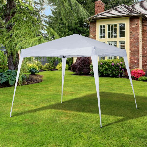 Water Resistant Pop Up Party Tent With Carry Bag - 3x3M