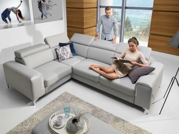 Genova-3 Corner Sofa Bed