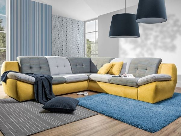Mello Corner Sofa Bed