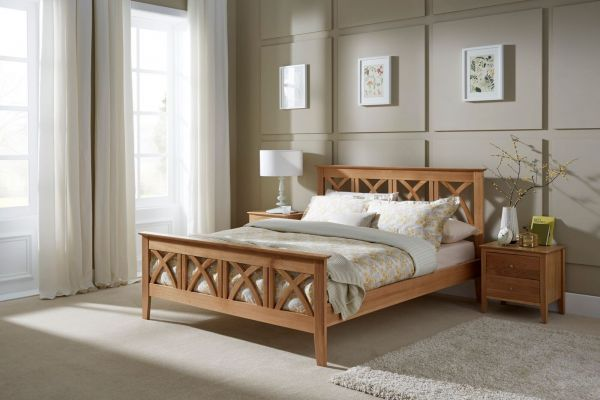 Maiden Oak Bed - Double, King or Super King