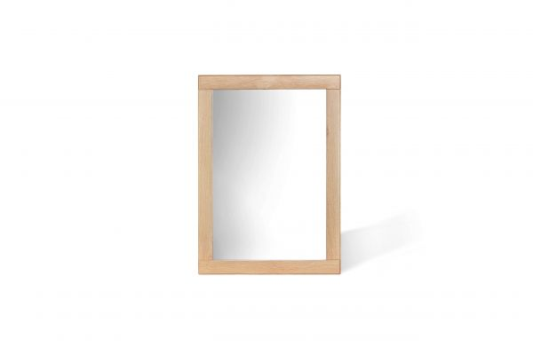 LPD Ocean Bathroom Wall Mirror - Oak