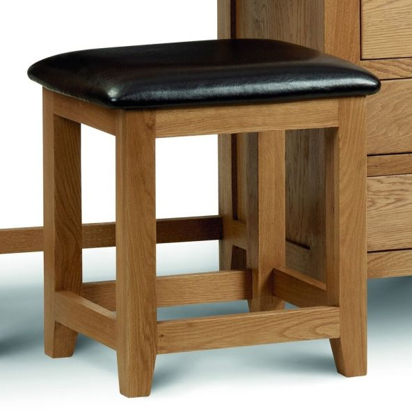 Julian Bowen Marlborough Dressing Table Stool