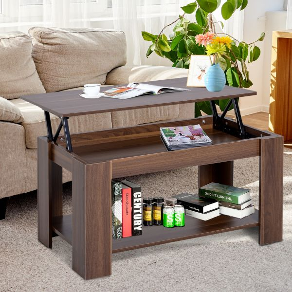 Modern Lift Up Top Coffee Table