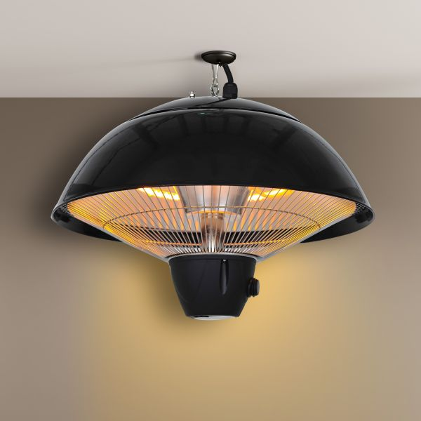 Outsunny 1500 W Outdoor Ceiling Mounted Heater
