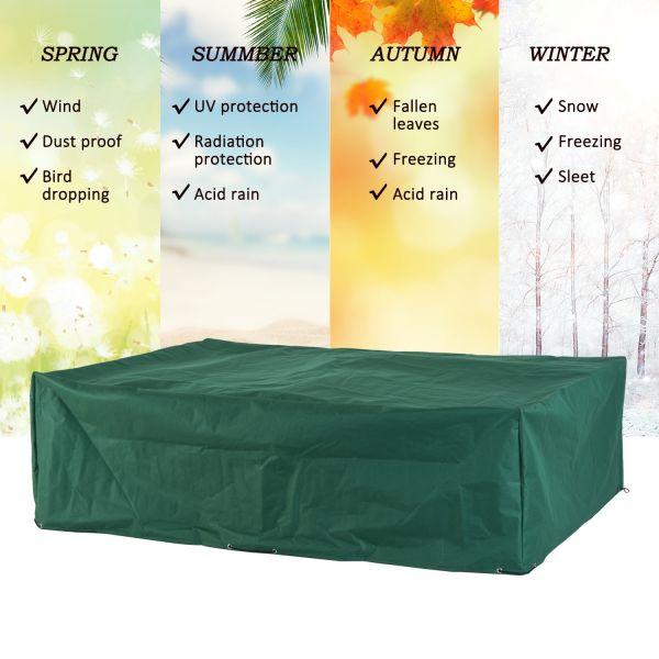 UV Rain Protective Furniture Cover