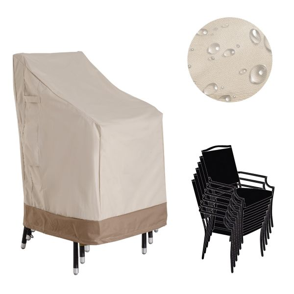 Outsunny Rattan Seat Outdoor Protector