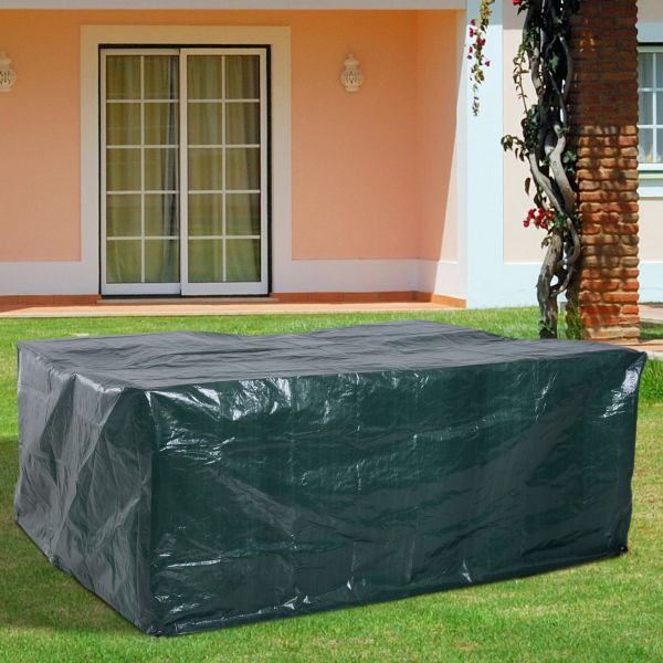 Outsunny Large 235 x 190cm Outdoor Furniture Cover