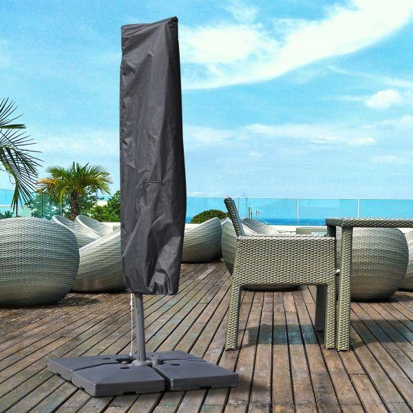 Outsunny 2M Weatherproof Parasol Umbrella Cover