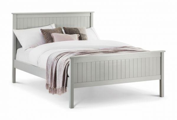Julian Bowen Maine Dove Grey Bed Frames