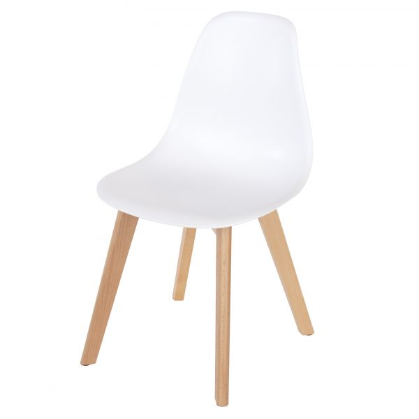 Aspen Plastic Wood Occasional Chair x 2 - 4 Colours