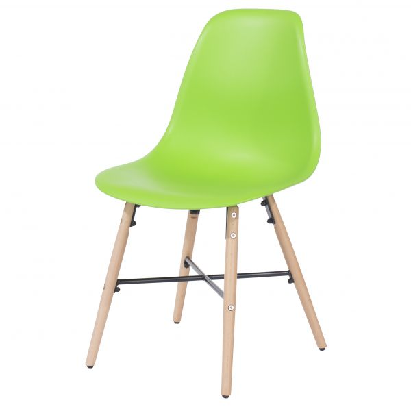 Aspen Plastic Occasional Chair x 2 - 6 Colours