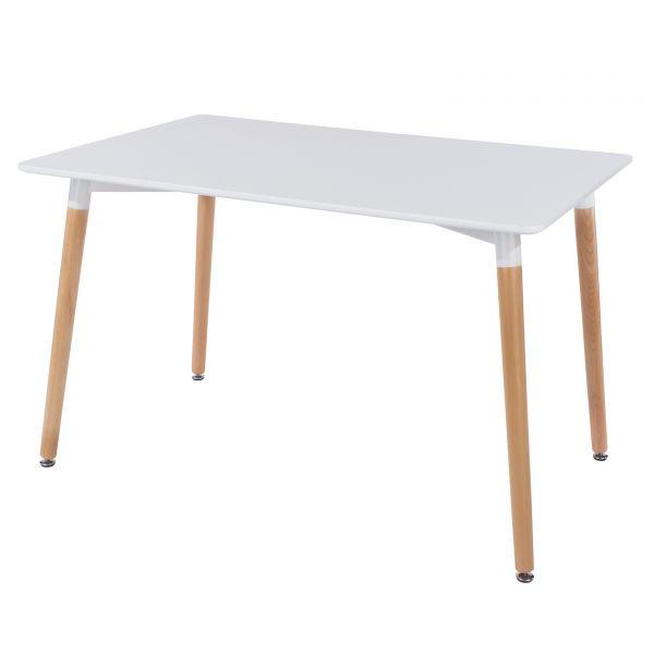 Aspen White Beech Dining Table - 3 Sizes