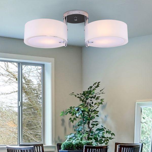Acrylic Modern Ceiling Light Ф60