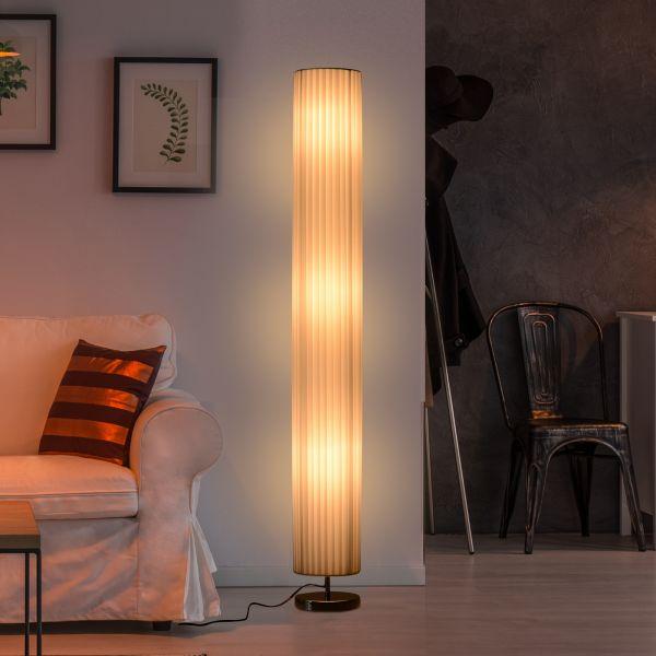 160 CM Tall Modern Free Standing Floor Lamp