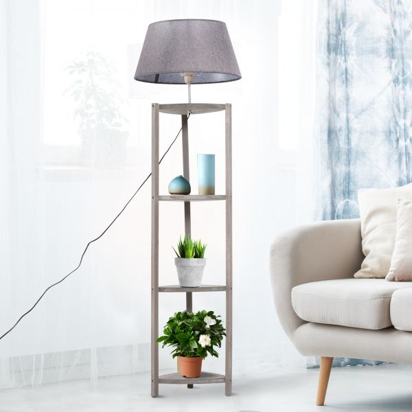 Free Standing Corner Floor Lamp