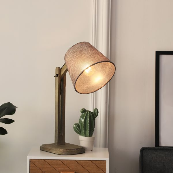 Adjustable Bedside Table Lamp