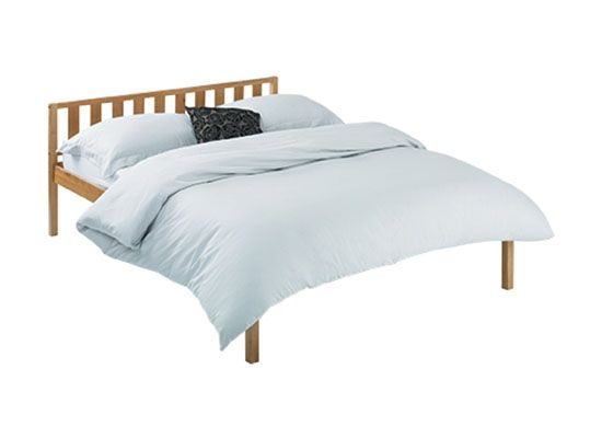 LPD Baltic Pine Classic Bed Frame - Single or Double