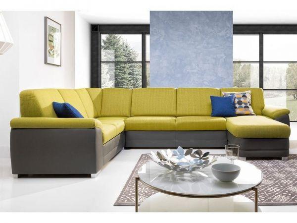 Barello Corner Sofa Bed
