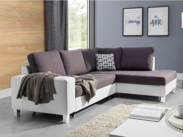 Bari Corner Sofa Bed