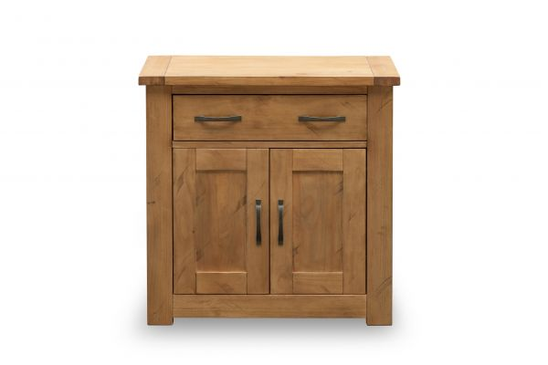 LPD Boden Compact Storage Sideboard - Pine