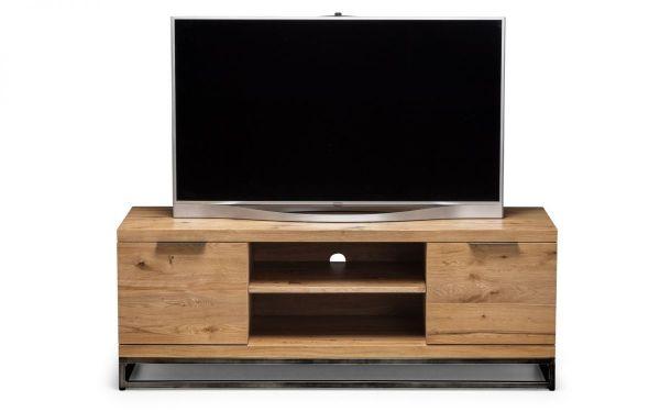 Julian Bowen Brooklyn TV Cabinet - Oak