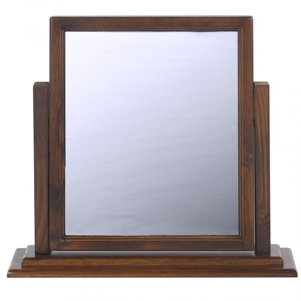 Boston Antique Pine Single Mirror