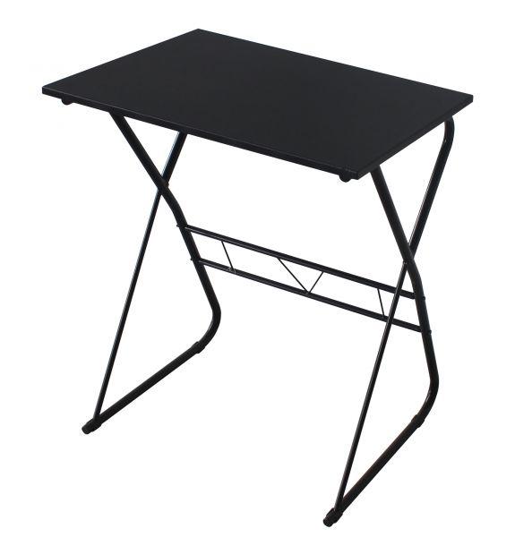 LPD Cargo Desk Table - Black or Oak/Silver