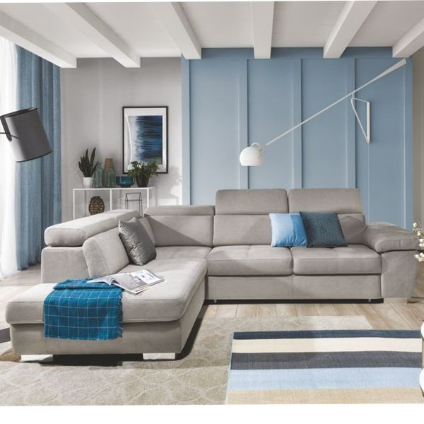 Rosso-1 Corner Sofa Bed