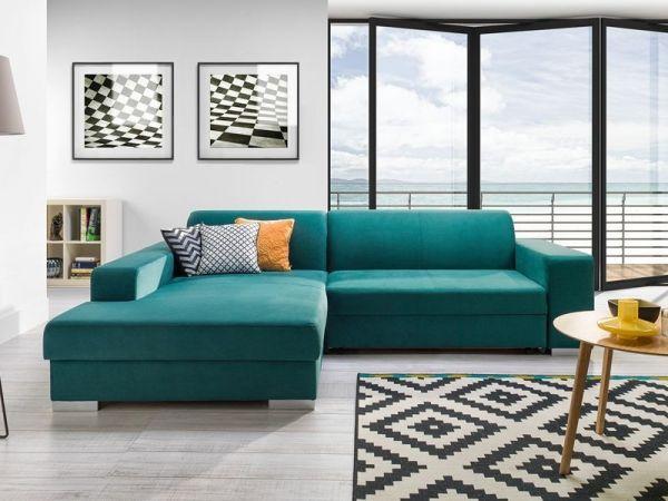 Como Corner Sofa Bed