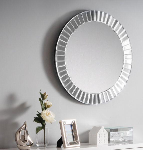 Julian Bowen Sonata Round Mirror
