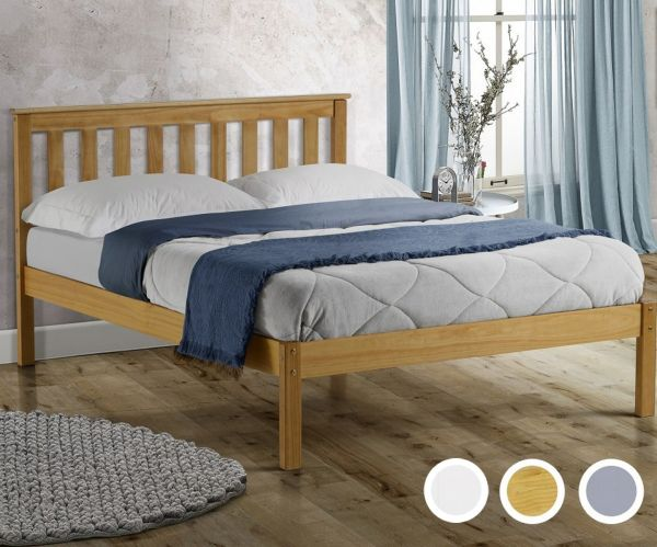 Birlea Denver Low End Wood Bed Frame