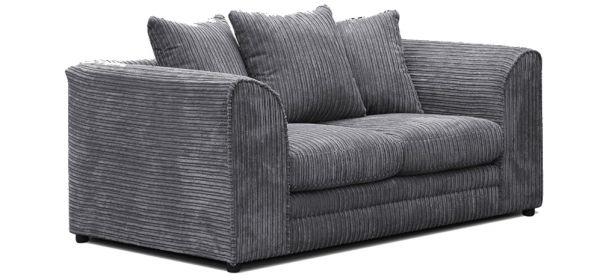 Desmond Jumbo Cord 2 Seater Sofa