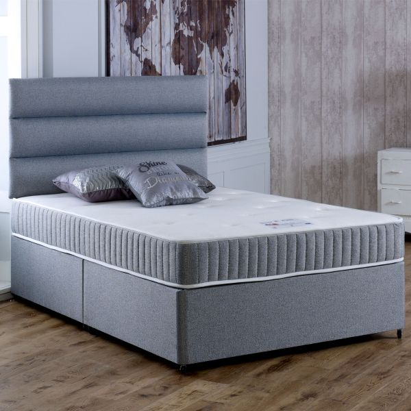 Vogue Relax Coil Spring Divan Bed 5FT King