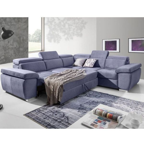 Rosso-2 Corner Sofa Bed