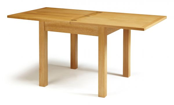Lambeth Oak Wood Extending Dining Table