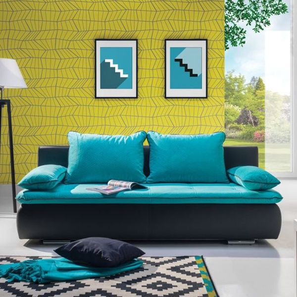 Diego 3-Seat Sofa Bed