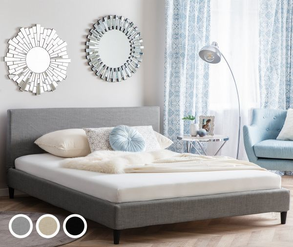 Fit Fabric Bed - 3 Colours
