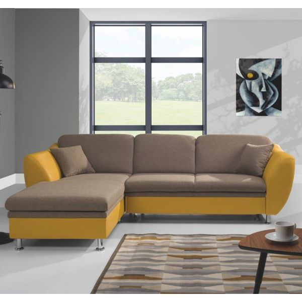 Lugano Corner Sofa Bed