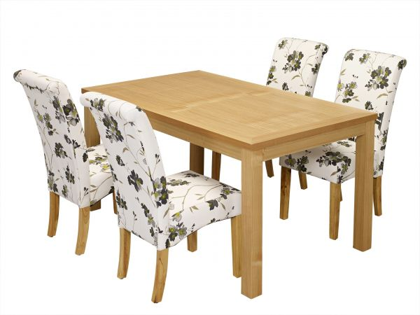 LPD Oakridge Large Dining Table - Oak
