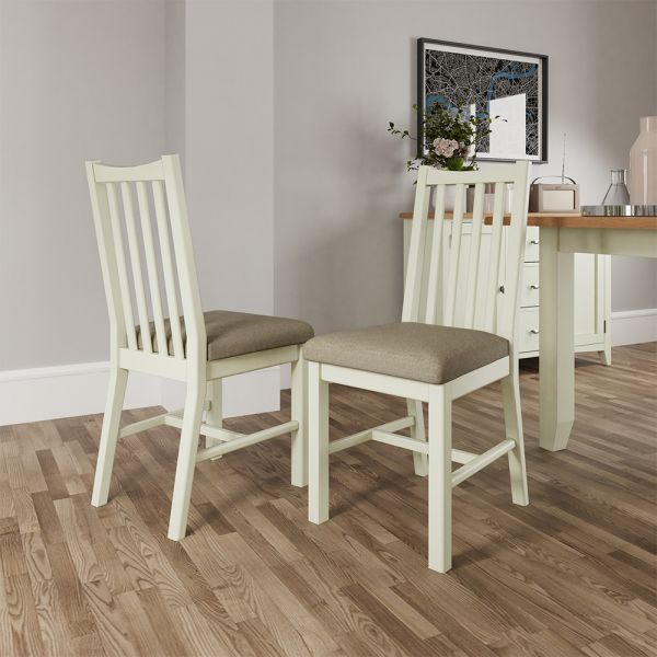 Luxury Dining Chair - White