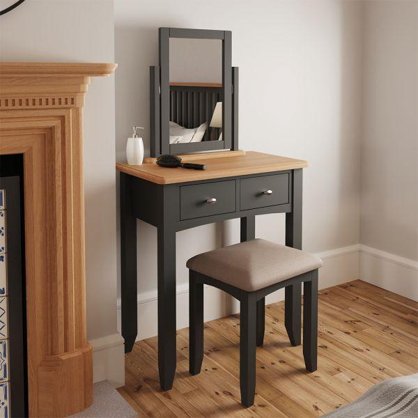 Juniper Dressing Table - Grey