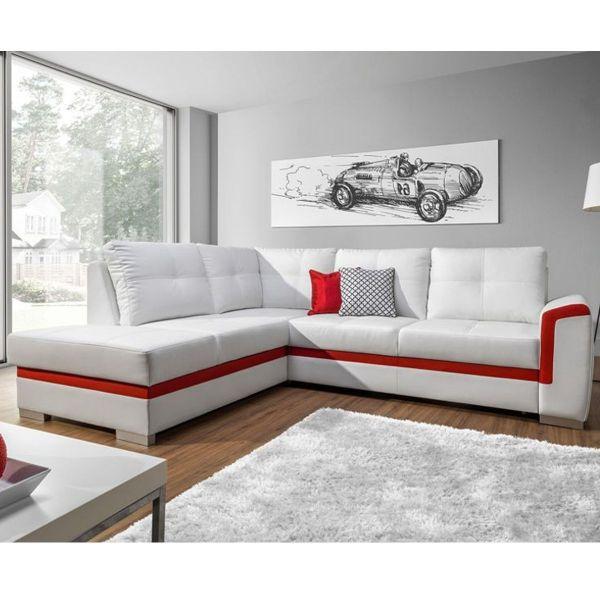Verona Corner Sofa Bed